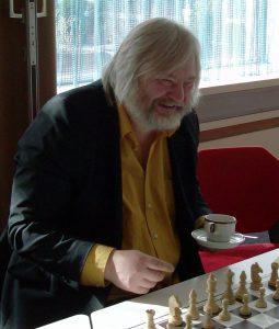 Grandmaster Artur Jussupow.